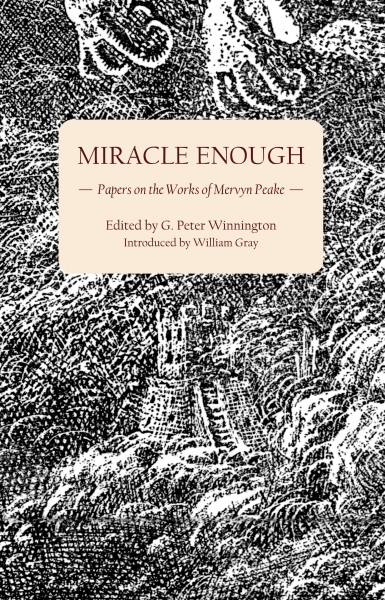 cover of Miracle Enough